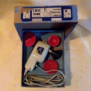 Vintage Chic Home Electric Massage